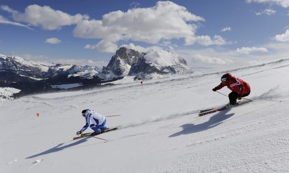 Un vero e proprio paradiso per gli sport invernali