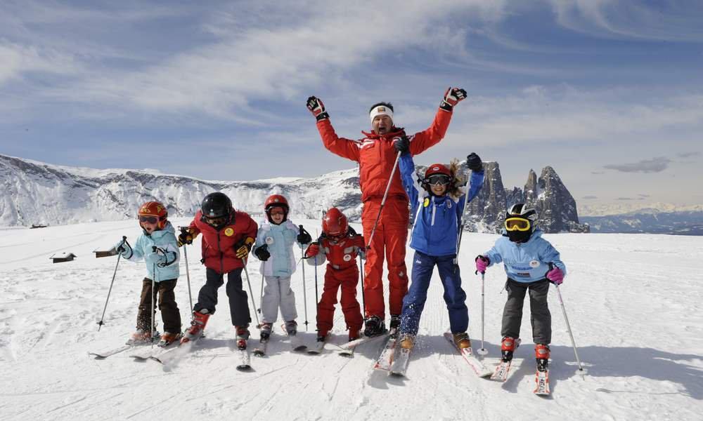 Winterurlaub Kastelruth - Seiser Alm: ein Erlebnis für die Familie