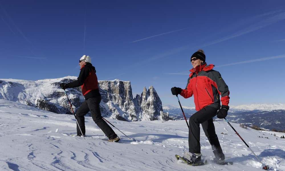 Winterurlaub Kastelruth – Seiser Alm